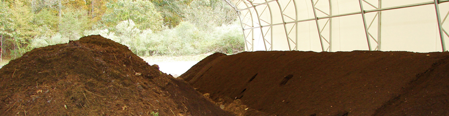 Compost building