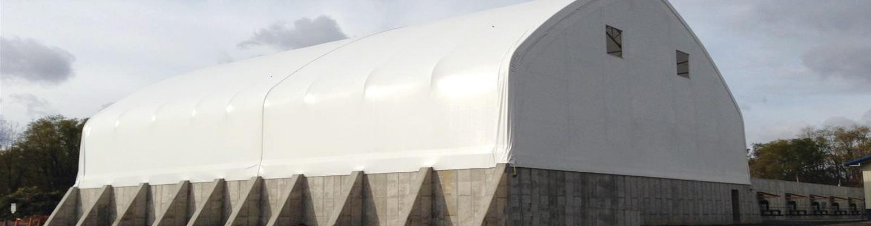 Aquaculture buildings