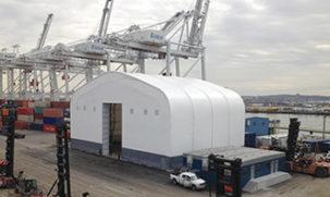Marine Storage Building