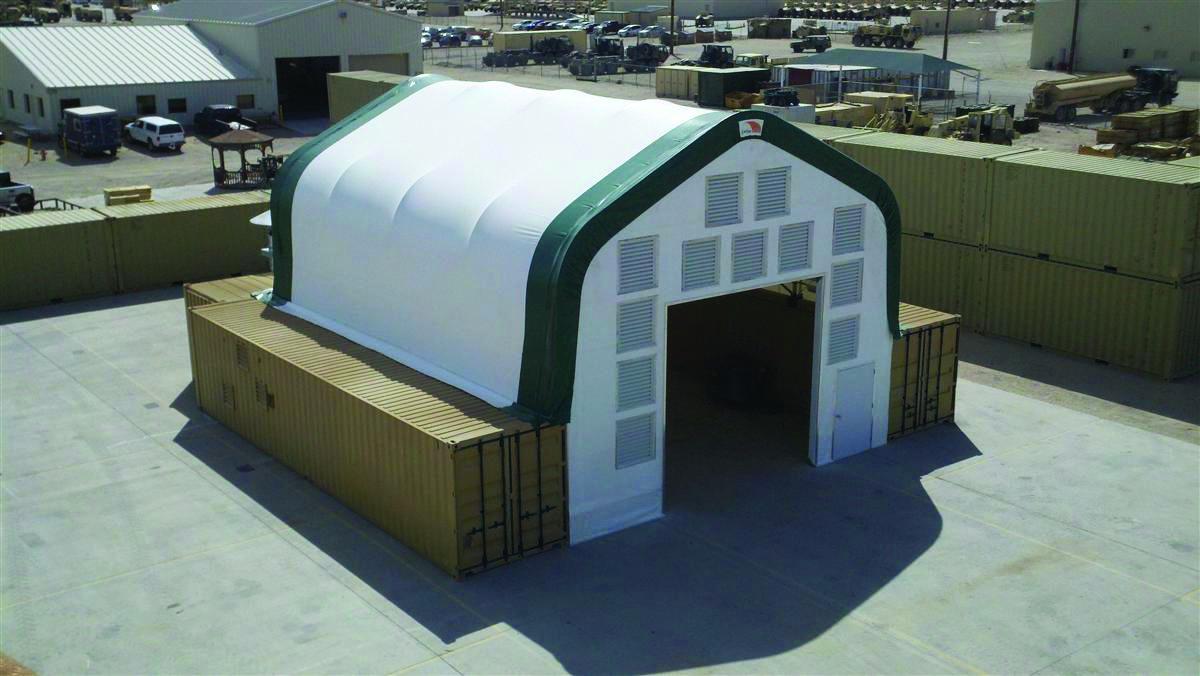 Marine Storage Buildings Clearspan