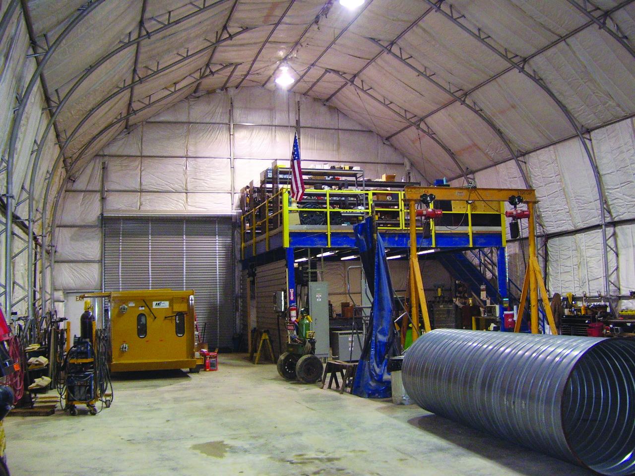 Small Mine Development : Small mine development clearspan