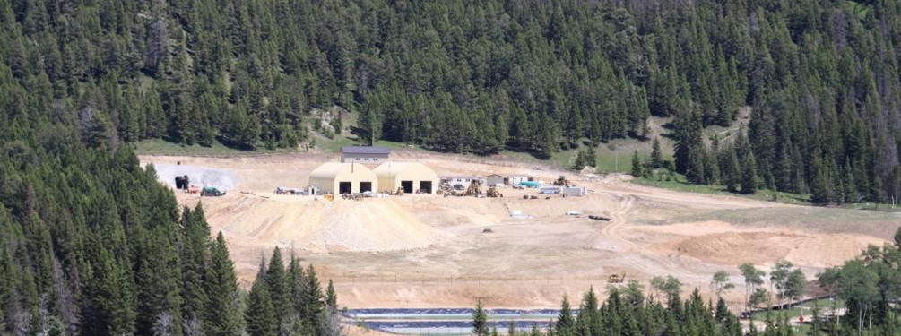 Small Mine Development