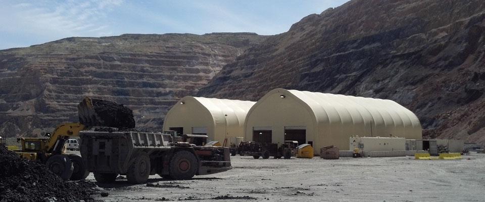 Mining building