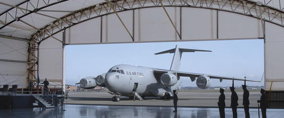 Custom hangar