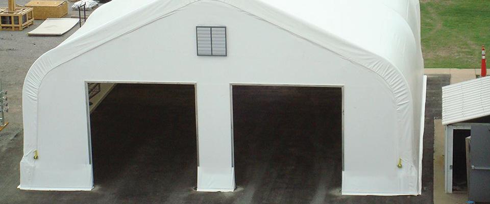 Fabric repair buildings