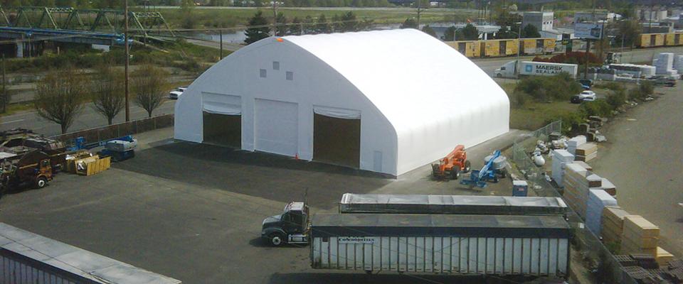 Bulk storage structure