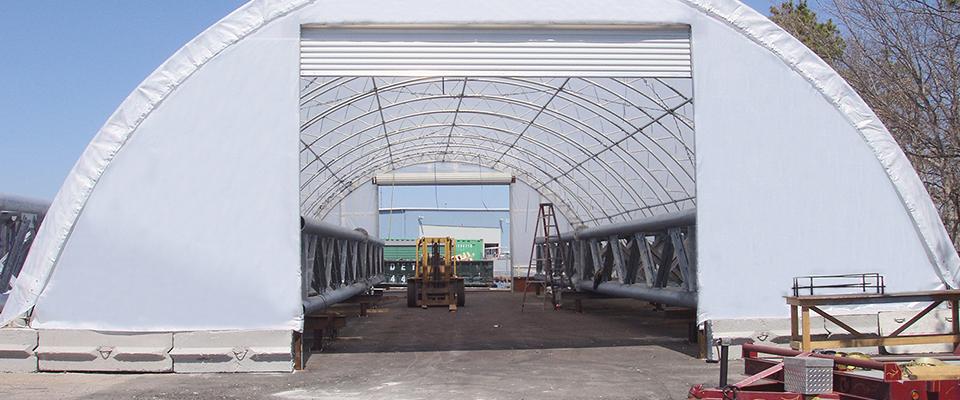 Bulk storage structures