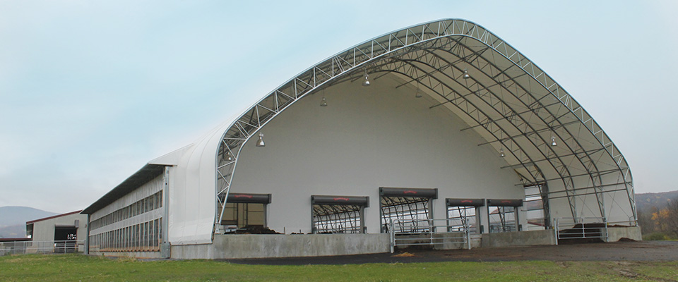 Need a custom building clearspan for Clear span garages