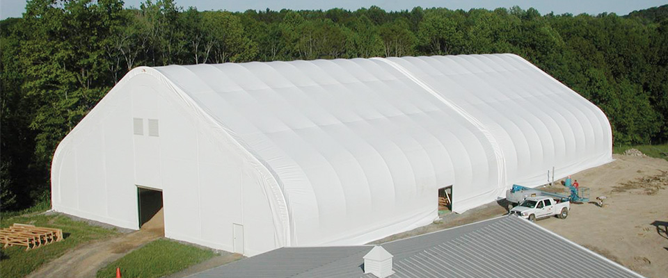 Storage building