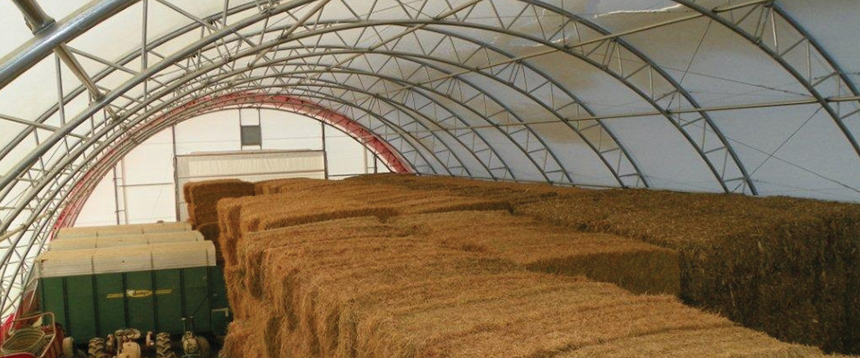 Hay, Grain & Feed Storage
