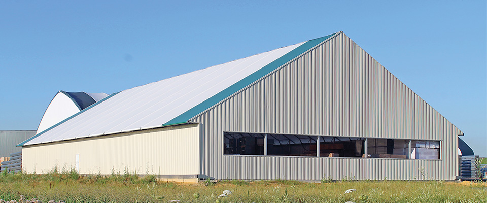 Hybrid Buildings