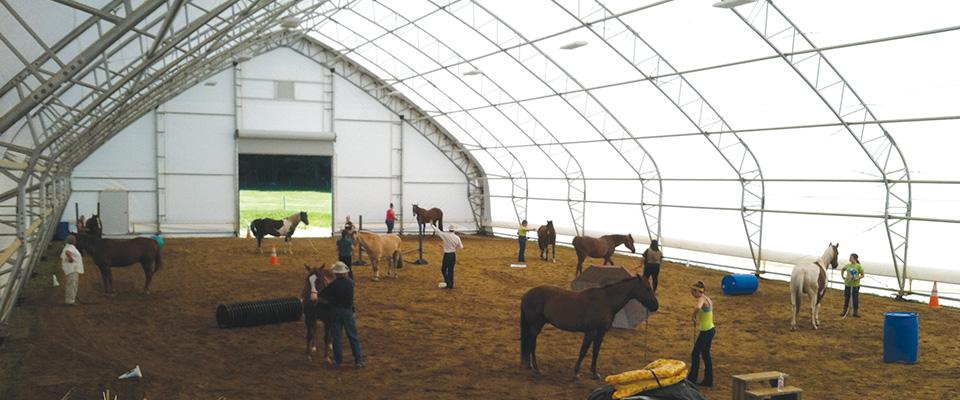 Indoor Riding Center