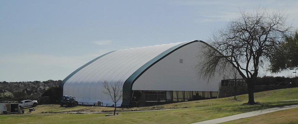 Indoor sports complex