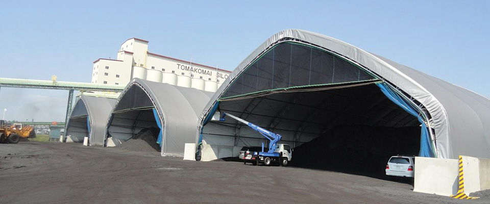 Jobsite warehouses