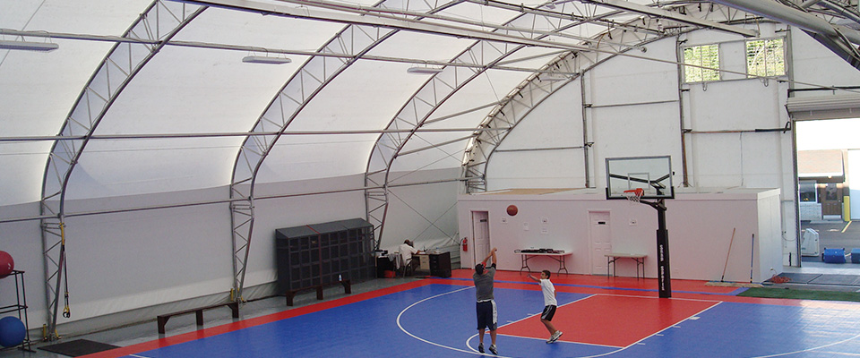 Recreation buildings