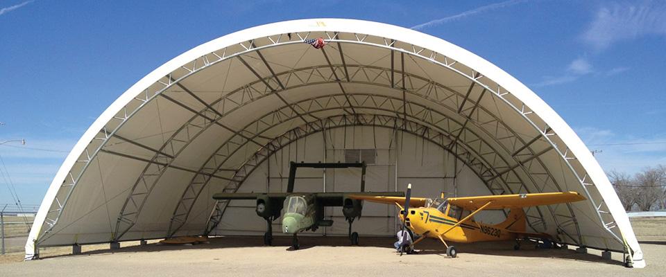 portable hangars
