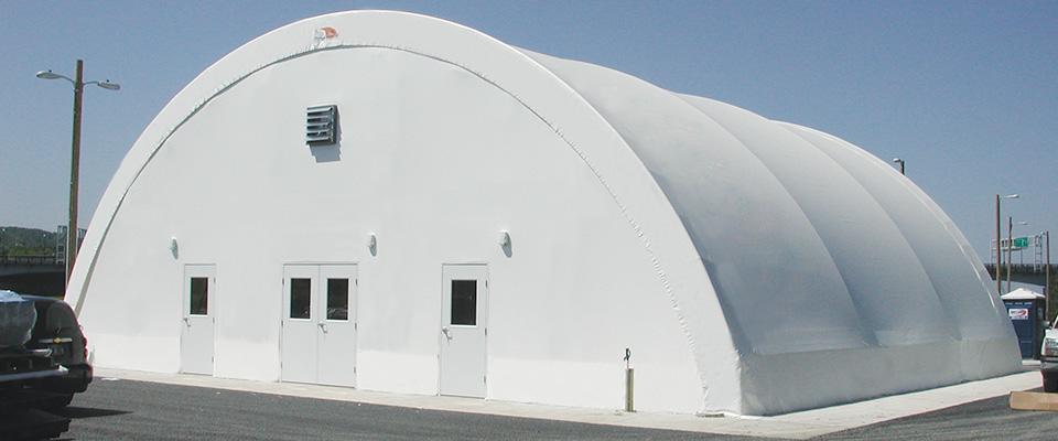 Custom municipal building