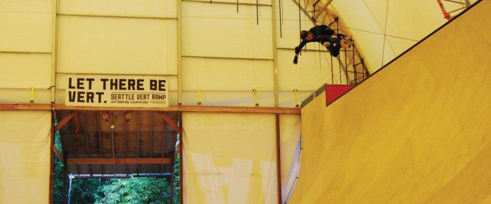 Skateboard building