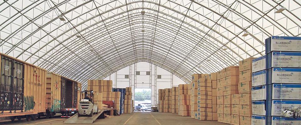 Custom warehouse