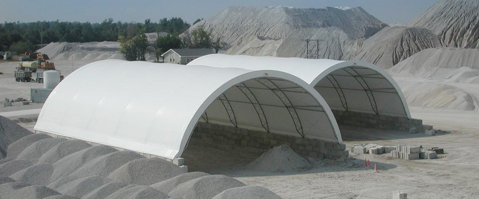 Temporary warehousing solutions
