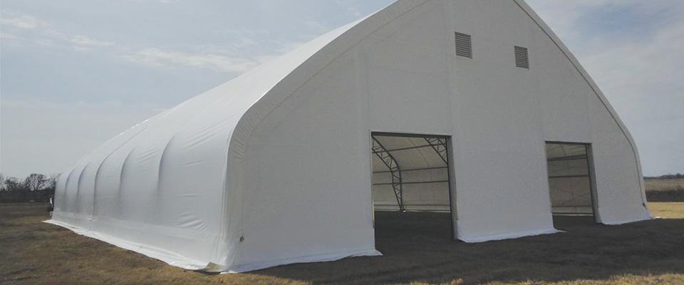 Custom fabric structure