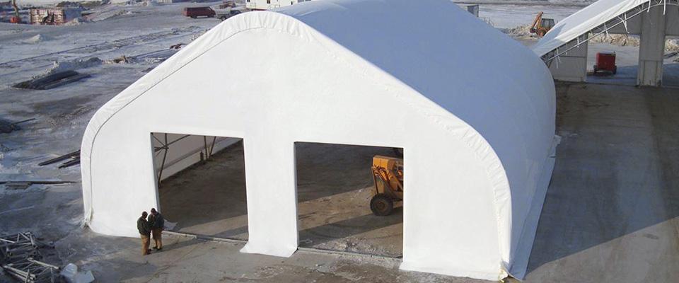 Gable building