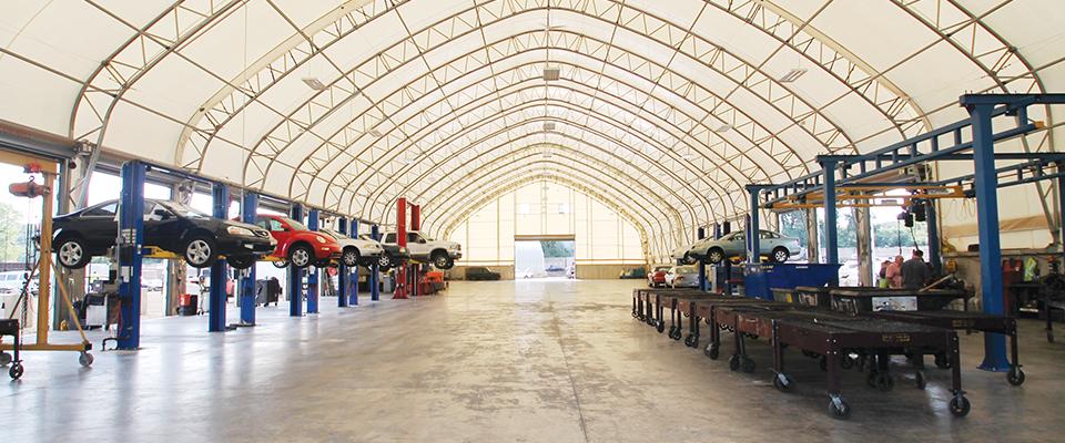 Fabric warehouses