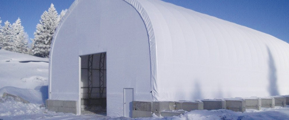 Winter storage structure