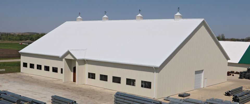 Metal Building   ClearSpan