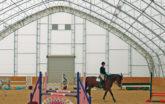 Bella Rose - Horse Riding Arena