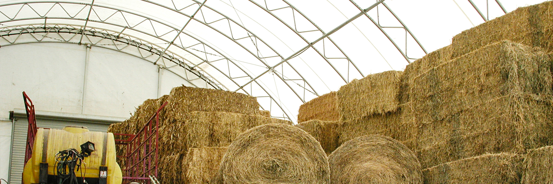 feed shed