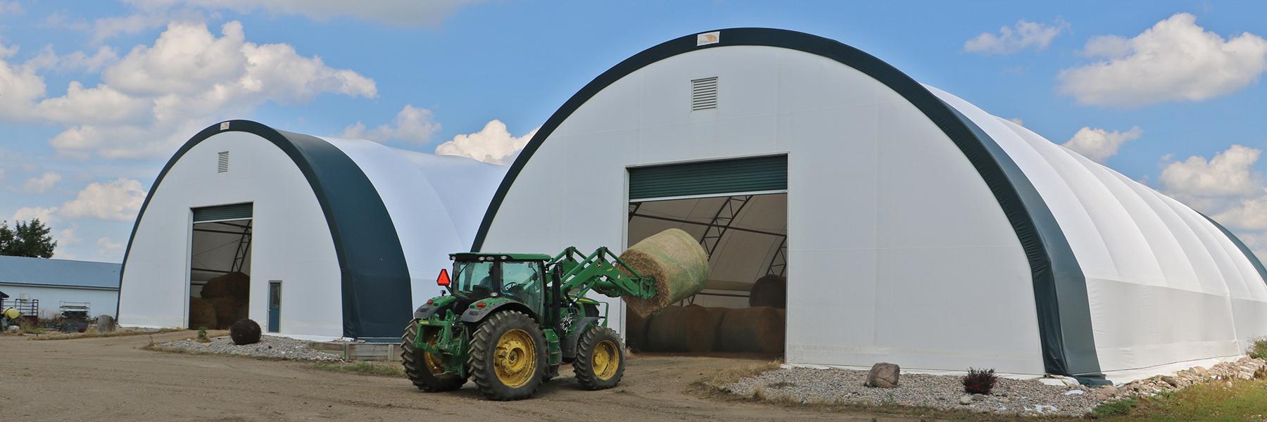 Refer a Friend - Hay Storage