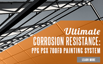 Ultimate Corrosion Resistance: PPG PSX 700FD Painting System - Click to learn more