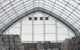 Fabric Structure Bulk Storage